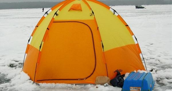 Палатка для рыбалки