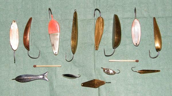 Ловим рыбку зимой