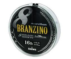 DAIWA Morethan BRANZINO 8 Braid + Si