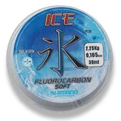 Shimano Fluorocarbon Soft Ice