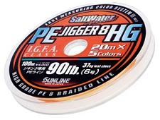 PE SALTWATER JIGGER 8HG