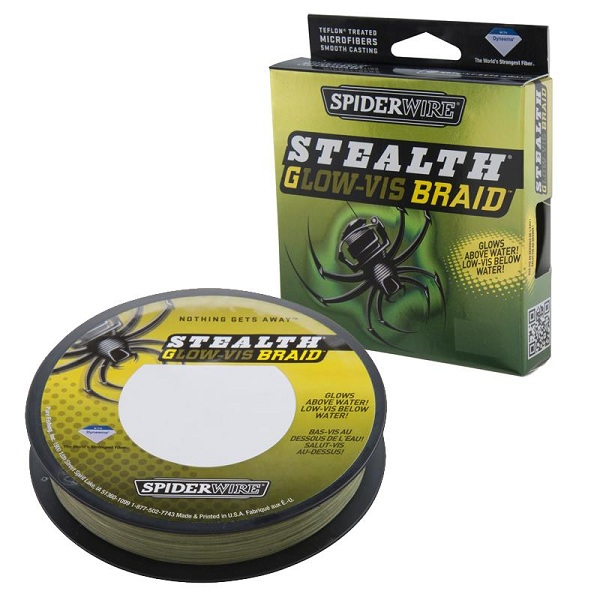 Spiderwire Stealth Glow-Vis