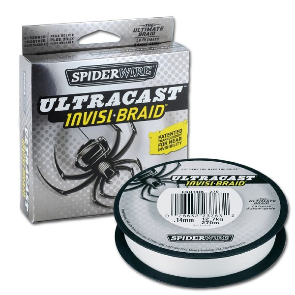 Spiderwire UltraCast Invisi Braid