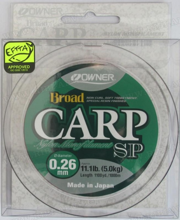 Owner Broad Carp