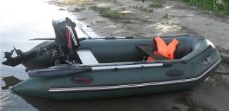 Правила хранения лодки