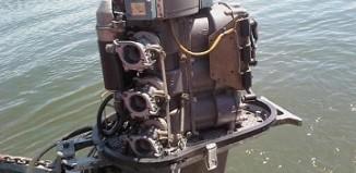 Российские моторы для лодок