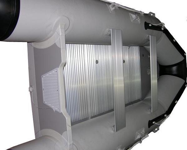 Алюминиевый пол для лодки ПВХ