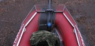 Лебедка для лодки