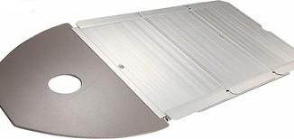 Жесткий алюминиевый пол для лодки ПВХ