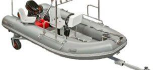 Оборудование для лодки ПВХ
