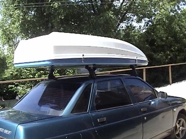 автомобильные багажники на крышу для лодки