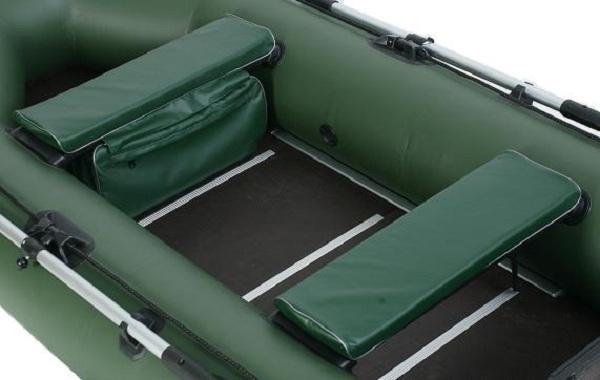 Сиденья для надувной лодки