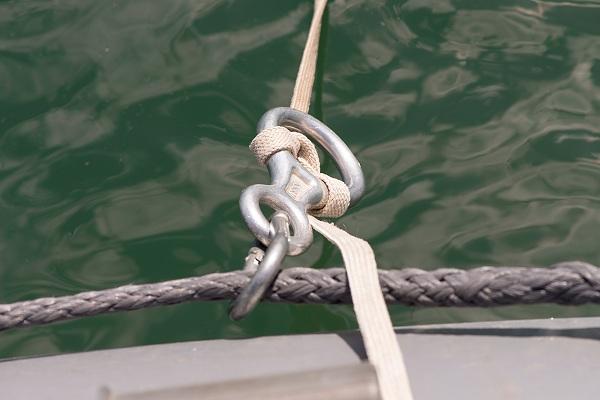 Фал для лодки
