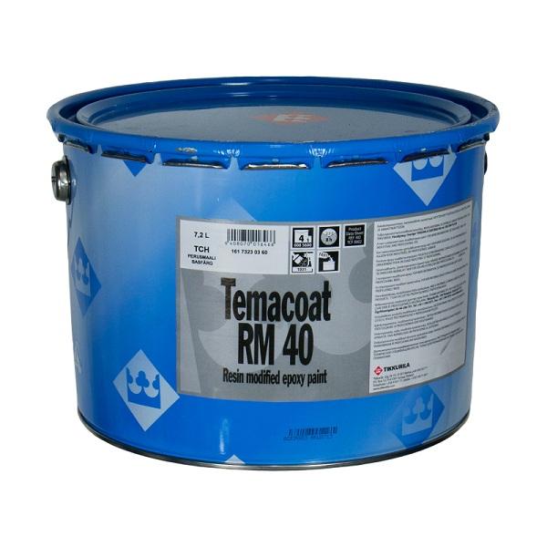 Эпоксидная краска Temacoat RM 40