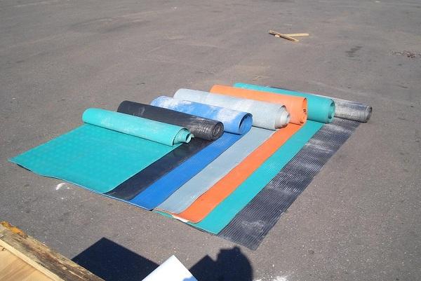 Ткань для резиновой лодки