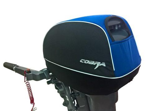 неопреновый чехол на лодочный мотор