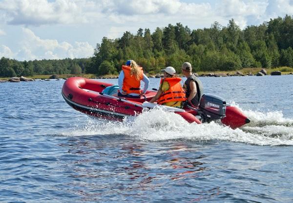 Вес лодки для глиссирования